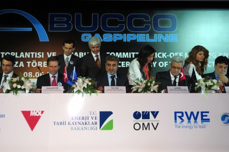 Консорциум Nabucco Gas Pipeline